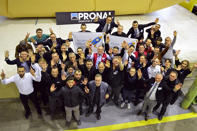 Pronal team