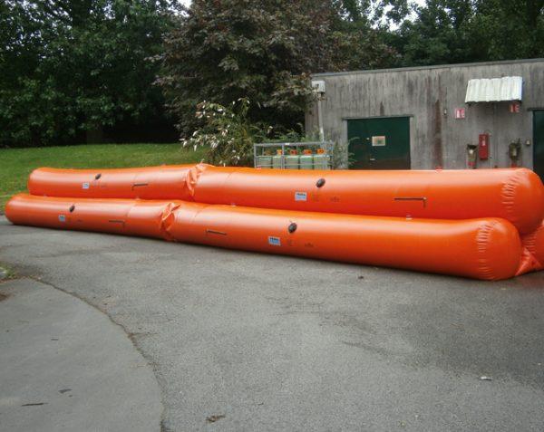 Protecflood flood barriers