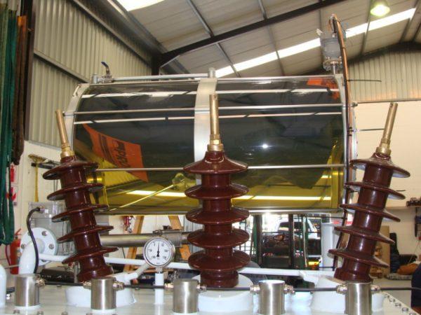 Séparateur flexible d'huile STP