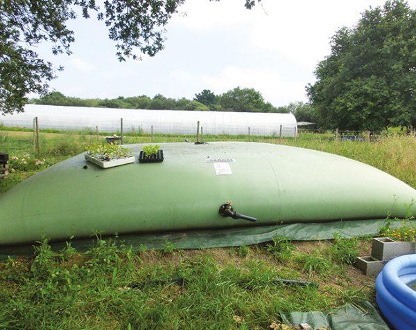 Citerne souple eau pour irrigation
