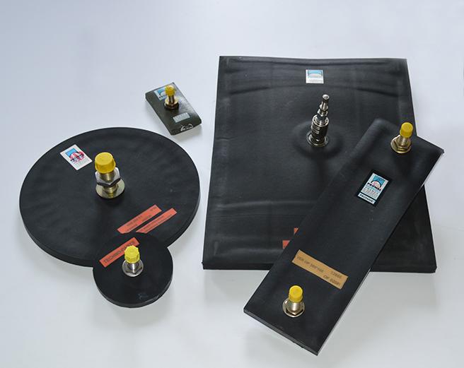 Circular/rectangular lifting bags