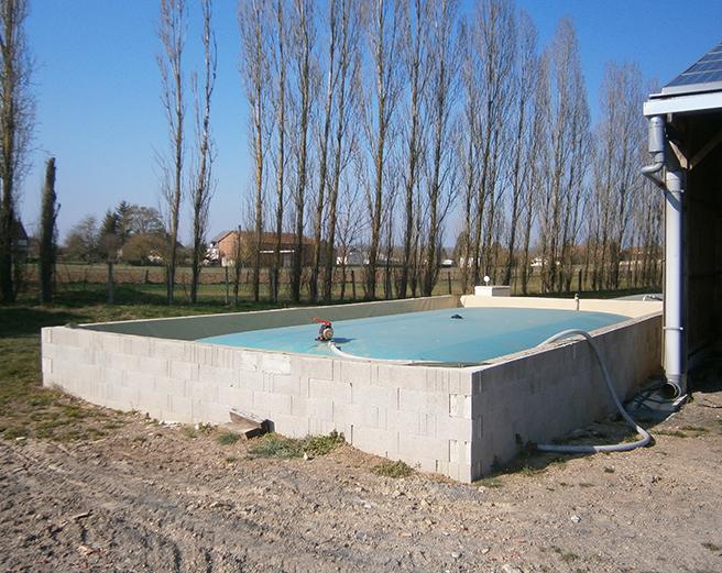 Cisterna flexible de fertilizantes líquidos