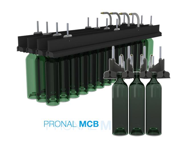 Préhenseurs gonflables MCB Pronal