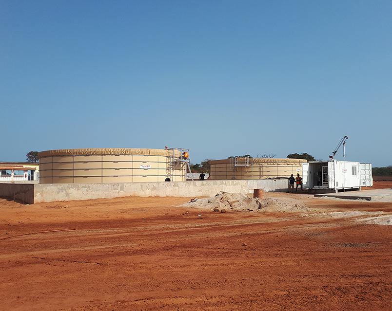 dépôt pétrolier