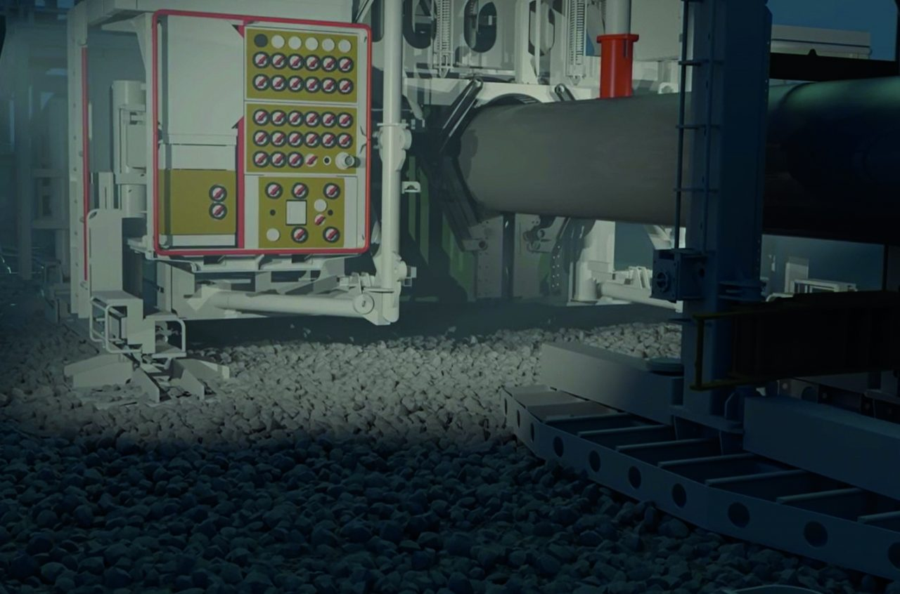 Habitats sous-marins à portes souples automatiques