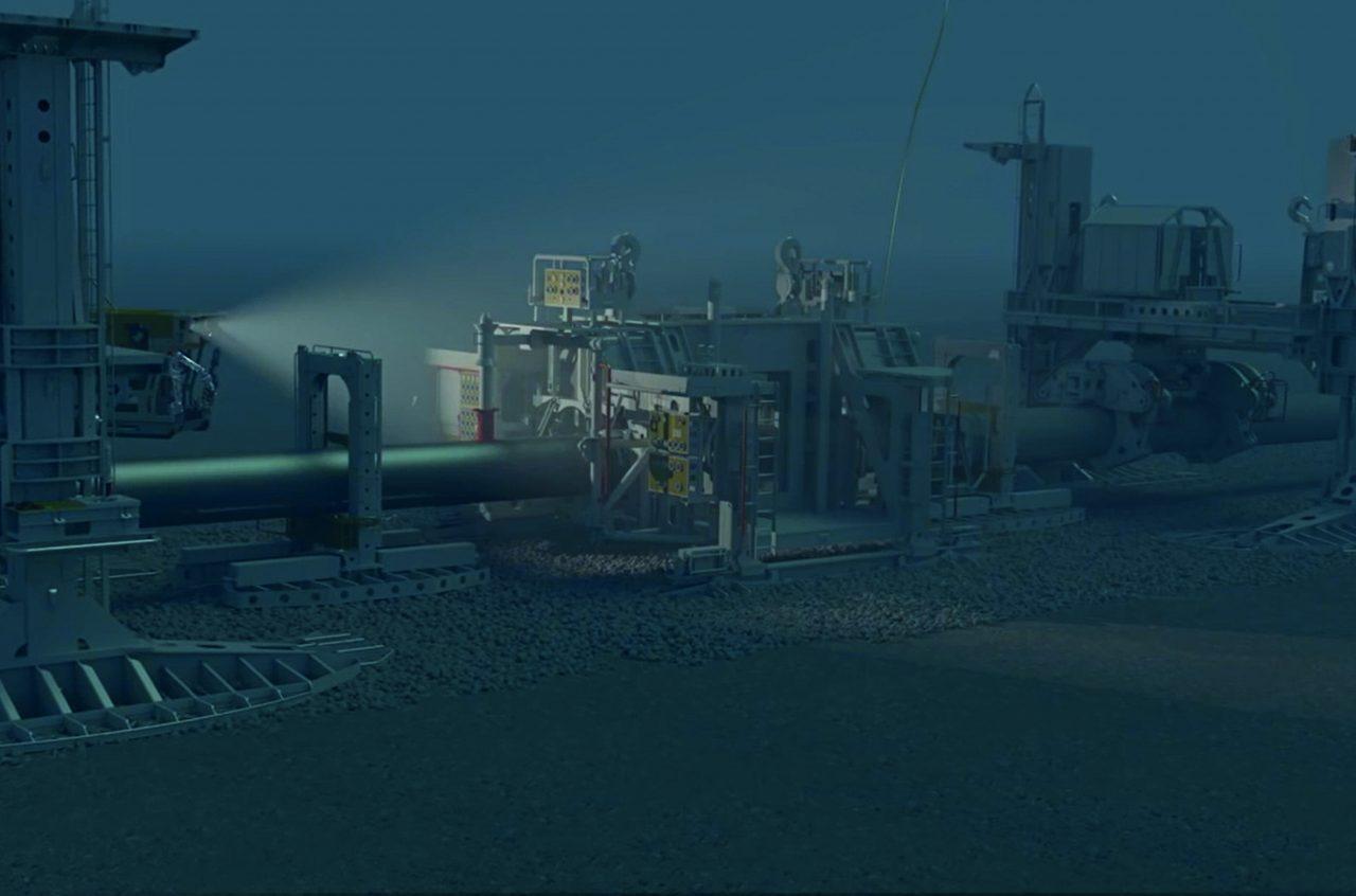 Habitats sous-marins à portes souples