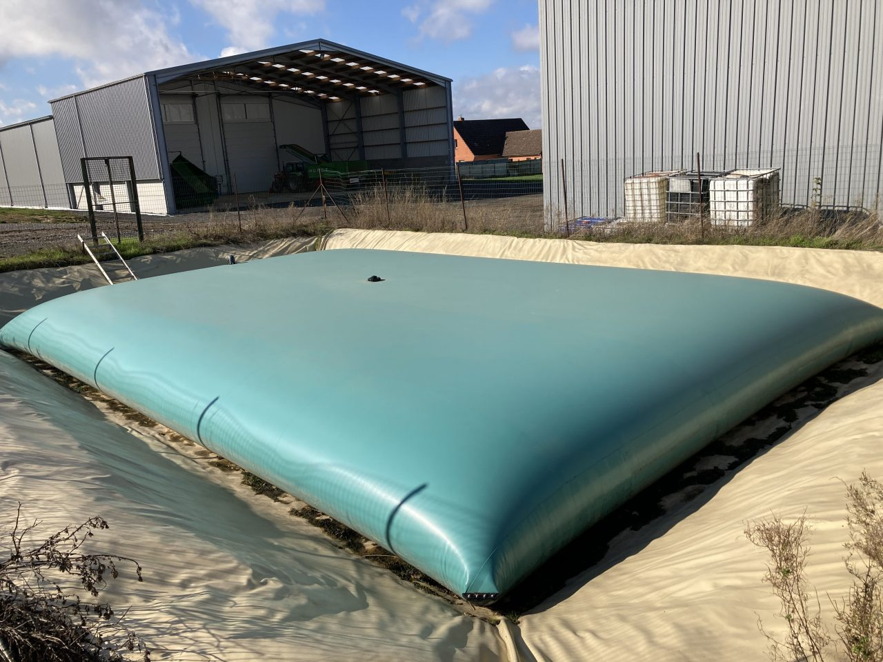 Agricultural Pronal flexible tank
